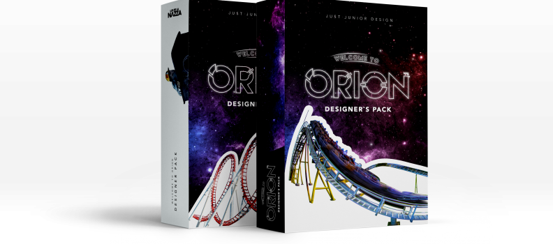 Descarga Gratis: Welcome To Orion | Designer Pack